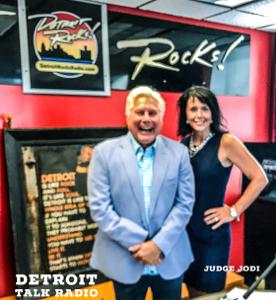 Dempster's Detroit Rocks! Joins The Detroit Talk Radio Network